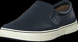 Clarks - Ballof Step Navy Leather