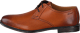 Clarks - Hawkley Walk Tan Leather