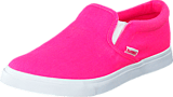 Hummel - Slip-on canvas junior Knockout pink