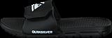 Quiksilver - Qs Shoreliadjustyt B Sndl Black/Black/White