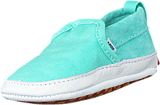 Vans - Slip-On Crib Beach Glass