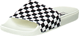 Vans - Slide-On (Checkerboard) White/Black