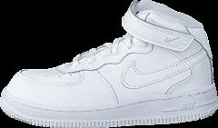 Nike - Force 1 Mid (Td) White/White-White