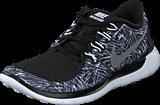 Nike - Wmns Nike Free 5.0 Print Black/White-White