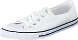 Converse - All Star Dainty-Ox White/White/Black