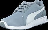 Puma - ST Trainer Evo Quarry-White