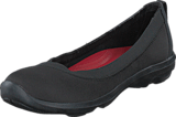 Crocs - Busy Day Stretch Flat Black/Black