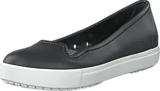 Crocs - CitiLane Flat W Black/White