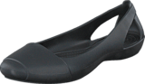 Crocs - Crocs Sienna Flat W Black