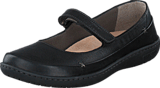 Birkenstock - Iona Regular Natural Leather Black