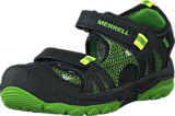 Merrell - ML-G Hydro Rapid Black/Green