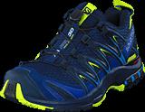 Salomon - XA PRO 3D Blue Depths/Navy Blazer/Lime P