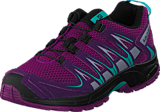 Salomon - Xa Pro 3D J Passion Pu/Cosmic Pur