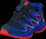 Salomon - XA PRO 3D K Deep Blue/Blue Yonder/Lava Ora