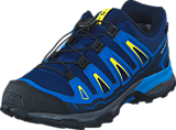 Salomon - X-ULTRA GTX J Blue Depths/Cloisonné/Yellow