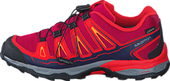 Salomon - X-ULTRA GTX J Sangria/Poppy Red/Bright Marig