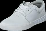 Supra - Hammer White-White