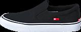 DC Shoes - Dc Trase Slip-On Tx Shoe Black/White