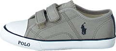 Ralph Lauren Junior - Daymond Ez Grey Canvas - Navy