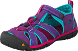 Keen - Seacamp Ii Cnx-Jr Purple Heart/Very Berry