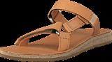 Teva - W Universal Slide Leather Tan