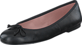 Pretty Ballerinas - 35629 Leather Black