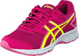 Asics - GEL-GALAXY 8 GS Berry/Flash Yellow/Flamingo