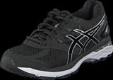 Asics - T606N-9099 Gt-2000 4 Black/Onyx/Silver
