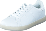 Network - LED-Sneakers Women White