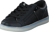 Network - LED-Sneakers Black