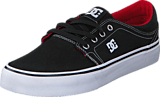 DC Shoes - Trase TX Black/ White/ Red