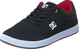 DC Shoes - Crisis Tx Black/Red/White