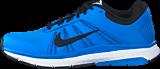 Nike - Dart 12 Blue/Blk-Dp Ryl Bl-White