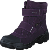 Ecco - 732632 Snow Rush Black/Night Shade/Night Shade