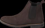 Henri Lloyd - Graham Chelsea Boot Dark Brown