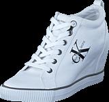 Calvin Klein Jeans - Ritzy Canvas White