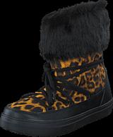 Crocs - LodgePoint Lace Boot W Leopard/Black