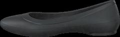 Crocs - Crocs Lina Flat W Black