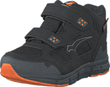 Bagheera - Neo Waterproof Black/Orange