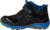Superfit - Sport5 Mid Gore-Tex Black/Blue/Green
