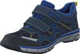 Superfit - Lumis Velcro Gore-Tex Blue