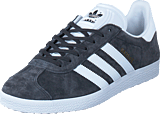 adidas Originals - Gazelle Dgh Solid Grey/White/Gold Met.