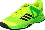 adidas Sport Performance - Court Stabil J Solar Yellow/Black/Solar Green