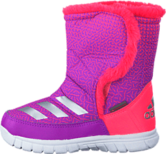 adidas Sport Performance - Lumilumi I Shock Purple/Silver Met/Red