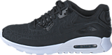 Nike - W Air Max 90 Ultra Plush Black/Black-White