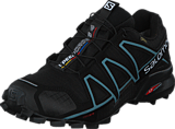 Salomon - Speedcross 4 GTX® W Bk/Bk/Metallic