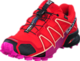 Salomon - SPEEDCROSS 4 GTX® W Poppy Red/Barbados Cherry/Blac
