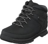 Timberland - Eurosprint C9770R Black Smooth w Grey
