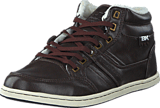 British Knights - RE-STYLE MID DK BROWN