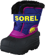 Sorel - Children's Snow Commander 484 Grape Juice